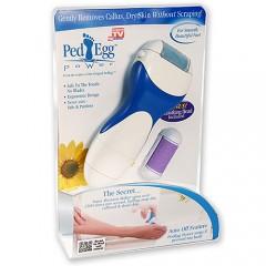 Ped Egg Power Elektronik Ayak Törpüsü Yedek Başlık Hediye