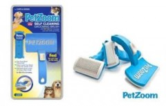 Pet Zoom Evcil Hayvan Tarak Ve Tüy Kesme Aleti