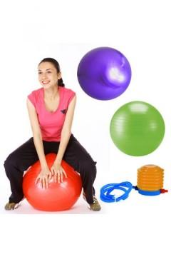 Pilates Topu 65 Cm Pompa Hediyeli