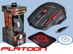 Platoon Pl-1590 3.200 Dpi̇ Profesyonel Cd'li̇ Oyun Mouse