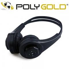 Polygold Mikrofonlu ve Mp3 Playerlı Kulaklık