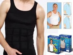 Slim N Lift Erkekler İçin Atlet Tipi Göbek Korsesi