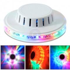 Ufo Led Disko Işık