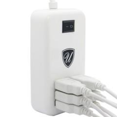 Universal Çoklu USB Şarj Cihazı 6 Çıkışlı Genel Model Masa Üstü