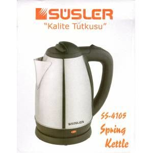 Süsler Çelik Kettle SS-4105