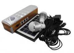 WATTON WT-310 Solar Aydınlatma Sistemi