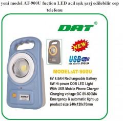 Yüksek Güce Sahip Otomatik Acil Durum Lambası Dat-900U