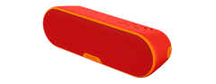 Sony SRS-XB2 Kırmızı Bluetooth Taşınabilir Kablosuz Hoparlör