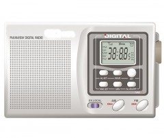 Forland Cezaevi Tipi Dijital Mini El Radyosu