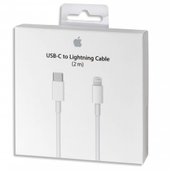 Apple Lightning (2m) USB Kablo