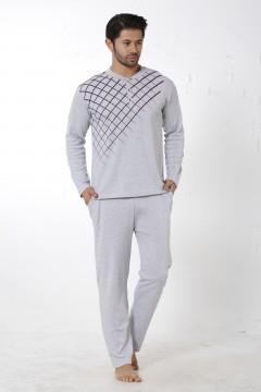 İnterlok Erkek Pijama takım