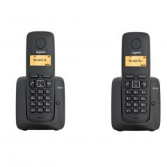 Gigaset  1 Harici 2 Dahili Dect Telsiz Kablosuz Telefon Santrali-0