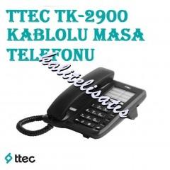 Ttec Tk-2900 Kablolu Duvar ve Masa Üstü Telefon